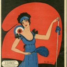ALONSO, Francisco (1887-1948). La reina del directorio. 1927