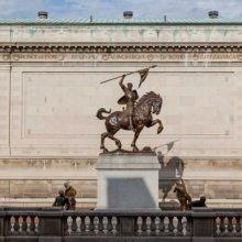 Escultura de El Cid, Anna Hyatt Huntington ©Hispanic Society of America, New York