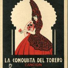 ALONSO, Francisco (1887-1948). La conquista del torero. 1923