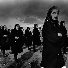 Viernes santo  Bercianos de Aliste, 1971