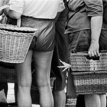 Pata que quiere tocar pierna, Banyoles, Girona, 1966