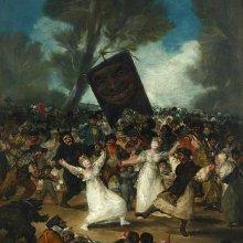 El Entierro de la Sardina (entre 1808 y 1812)