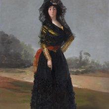 La Duquesa de Alba, 1797, Francisco de Goya ©The Hispanic Society of America, New York