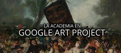 La academia en Google Art Project