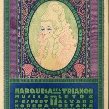 ESPERT, Pascual (1878-1952). Marquesa del Trianón. 1923