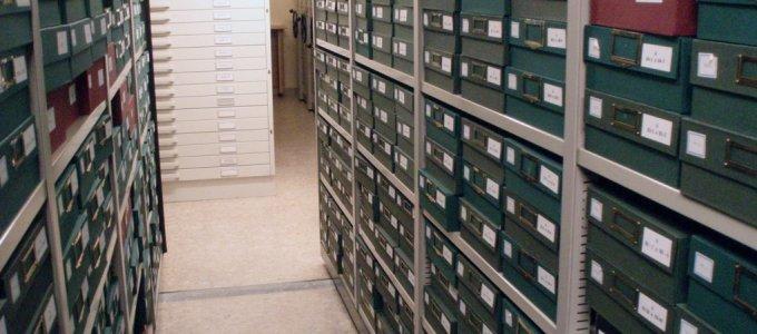 Inventario del Archivo General