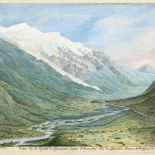 GEISSLER, Christian Gottlieb (1729-1814). [Vistas de Ginebra y alrededores]. [1777]