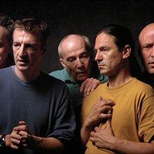 Bill Viola. Quintet of the Silent (III). © Kira Perov