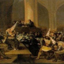 Escena de Inquisición (1808-1812)
