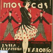 ALONSO, Francisco (1887-1948). Por si las moscas. 1929
