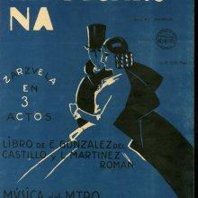 ALONSO, Francisco (1887-1948). La picarona. 1930