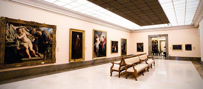 Pintura Colección Museo