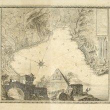 NÁPOLES (Golfo de). Mapa general. 1772