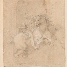 El emperador Constantino a caballo. Gian Lorenzo Bernini