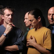 Bill Viola. Quintet of the Silent (I). © Kira Perov