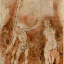 Cristo en El Limbo. Alonso Cano