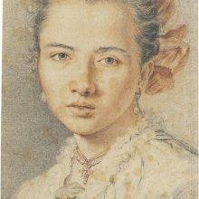 Meléndez, Retrato de muchacha