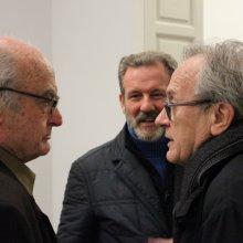 Inauguración exposición Luis Gordillo 05