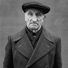Māris Maskalāns, Retired forest labourer Staņislavs Laizāns (1938), 2009 © Māris Maskalāns