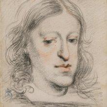 Retrato de Carlos II. Juan Carreño de Miranda