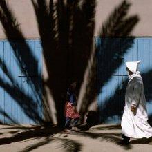 Bruno Barbey_Tiznit, cerca de la tumba de Ma et Ainin (1987)