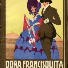 VIVES, Amadeo (1871-1932). Doña Francisquita. 1923