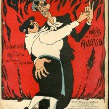 ALONSO, Francisco (1887-1948). Oye, Nicanora. 1918