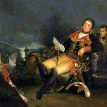 Manuel Godoy, príncipe de la paz (1801)