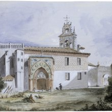 Sevilla. Iglesia del monasterio de Santa Paula
