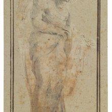 A. Berruguete, Estudio para un ángel