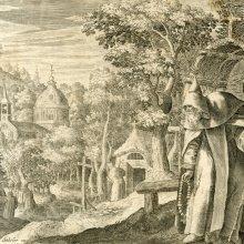 SADELER, Johan I (1550-1600). [Ciomus]. [15--]