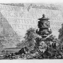 PIRANESI, Giovanni Battista (1720-1778). Vedute di Roma. [17--]