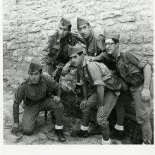 Rodaje de 'La vaquilla', 1985 © Filmoteca Española