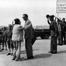 Rodaje de 'El verdugo', 1963 © Filmoteca Española