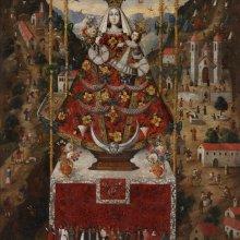 Anónimo (Perú) Nuestra Señora de Cocharcas, ca. 1750