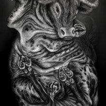 Toro. Miguel Scheroff