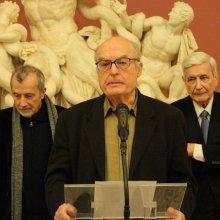 Inauguración exposición Luis Gordillo 03