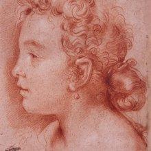 Retrato de Faustina Maratti. Carlo Maratti