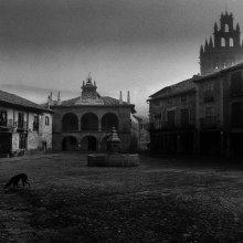 Ayllón, Segovia, 1967