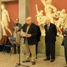Inauguración exposición Luis Gordillo 02