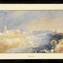 Sevilla. Vista desde la Cartuja