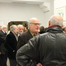 Inauguración exposición Luis Gordillo 06