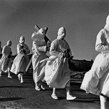 Viernes santo. Bercianos de Aliste, 1971