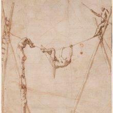 Acróbatas en la cuerda. José de Ribera