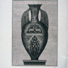 PRIETO, Tomás Francisco. [Jarrón de las Gacelas]. [1775]