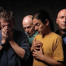 Bill Viola. Quintet of the Silent (II). © Kira Perov