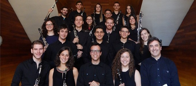 Ensemble de clarinetes RCSMM