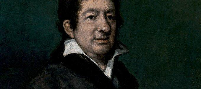 Un Goya invitado en la Academia