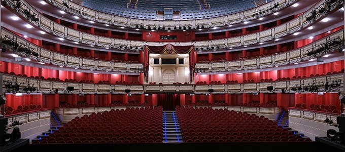 Entrega de la Medalla de Honor de la Academia al Teatro Real
